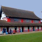 Woughton Pavilion Clubhouse