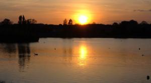 Furzton Lake Twilight