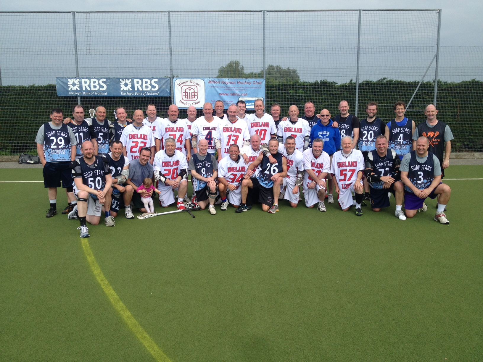 South Vets 11 – 6 England Lions